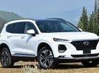 Bán Hyundai Santa Fe 2019 mới giá tốt. LH: 0968.234.556