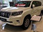Cần bán Toyota Prado VX 2.7L năm 2019, màu trắng, nhập khẩu Nhật Bản