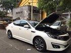 Chính chủ bán lại xe Kia Optima K5 sản xuất 2015, màu trắng, xe nhập