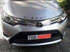 Cần bán Toyota Vios đời 2018, màu bạc chính chủ