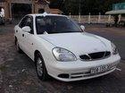 Cần bán lại xe Daewoo Nubira đời 2001, màu trắng, nhập khẩu nguyên chiếc