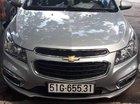 Bán Chevrolet Cruze LT đời 2016, màu bạc như mới