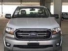 Bán Ford Ranger XLS 2.2l AT 2018, màu bạc, nhập khẩu. Xe đủ màu - giao trong tháng