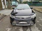 Bán Toyota Camry 2.0E sản xuất năm 2017, màu đen chính chủ, giá cạnh tranh