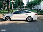 Bán xe Hyundai Sonata đời 2015, màu trắng giá cạnh tranh