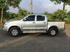 Bán xe Toyota Hilux 3.0MT sản xuất 2009, màu bạc, nhập khẩu, máy êm, mạnh mẽ chưa bung