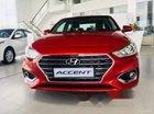 Bán xe Hyundai Accent đời 2019, màu đỏ, ưu đãi hấp dẫn
