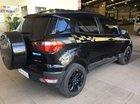 Cần bán gấp Ford EcoSport đời 2016, màu đen, xe nhập, full option