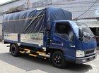 Xe tải Đô Thành 2T3 thùng mui bạt - IZ49, thùng 4m2