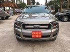 Bán xe Ford Ranger đời 2017, số sàn, bản XLS 1 cầu, xe nhập khẩu Thái Lan nguyên chiêc, biển Hà Nội. Xe chạy ít 2,2 vạn