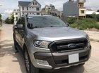 Bán Ford Ranger sản xuất 2017, màu bạc