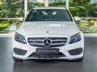 Bán xe Mercedes-Benz C300 AMG, 2017, màu trắng, mới 99%, đi 38km, 2% thuế trước bạ