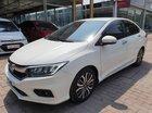Cần bán xe Honda City TOP 2018, màu trắng