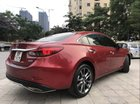Cần bán xe Mazda 6 2.5AT 2018, màu đỏ