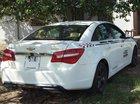 Bán Chevrolet Cruze 2014, màu trắng số sàn, 350 triệu