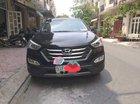 Bán Hyundai Santa Fe đời 2015, màu đen, 970 triệu