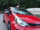Cần bán Kia Rio đời 2015, màu đỏ, nhập khẩu chính chủ, giá 475tr