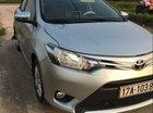 Bán Toyota Vios MT đời 2015, màu bạc, xe gia đình