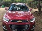 Bán Chevrolet Captiva đời 2016, màu đỏ chính chủ, 700 triệu