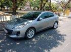 Cần bán lại xe Mazda 3 S 1.6AT đời 2014, màu bạc
