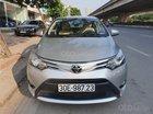 Bán xe Toyota Vios 1.5G sản xuất 2017, màu bạc