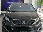 Bán xe Peugeot Traveller Luxury năm 2019, màu đen, giá tốt nhất thị trường