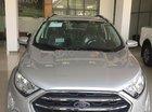 Ford EcoSport 2019 giá từ 538tr. Nhiều chương trình khuyến mãi