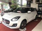Bán Suzuki Swift đời 2019 màu trắng, xe nhập