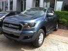 Bán xe Ford Ranger bán tải màu xanh dương, 2015, km 16 vạn