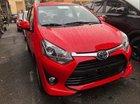 Cần bán xe Toyota Wigo 1.2 đời 2019, màu đỏ, giá chỉ 345 triệu
