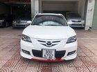 Bán Mazda 3 năm sản xuất 2009, màu trắng, nhập khẩu nguyên chiếc chính chủ, giá 380tr