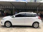 Bán xe Toyota Yaris E sản xuất 2014, màu trắng, nhập khẩu