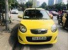 Bán Kia Morning SLX 1.0AT 2010, màu vàng, nhập khẩu