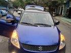 Gia đình bán Suzuki Swift đời 2014, màu xanh lam, giá chỉ 419 triệu