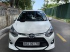 Bán gấp Toyota Wigo năm sản xuất 2018, màu trắng