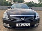 Bán xe Nissan Teana đời 2008, màu đen, xe nhập chính chủ