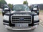 Ford Everest 2.5L-4x2-MT, cuối 2007, mẫu mới 2008-đen vip hiếm có, mới như xe hãng, không có chiếc thứ 2