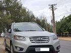 Bán Hyundai Santa Fe SLX 2010 full option 2.0, màu bạc, nhập khẩu, giá tốt