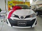 Toyota Vios E giảm tiền mặt, tặng bảo hiểm, DVD, camera cùng nhiều ưu đãi