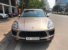 Bán xe Porscher Macan 2016 màu ghi vàng