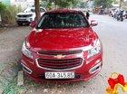 Bán ô tô Chevrolet Cruze LT sản xuất 2016, màu đỏ số sàn, giá 430tr
