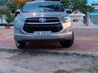 Cần bán lại xe Toyota Innova MT năm 2018, màu bạc