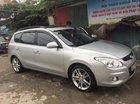 Cần bán xe Hyundai i30 CW  AT 2009, màu bạc, nhập khẩu nguyên chiếc xe gia đình