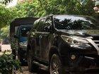 Bán Toyota Fortuner 2017, màu đen chính chủ