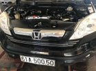 Bán xe Honda CR V 2.4 AT sản xuất 2009, màu đen chính chủ, 470 triệu