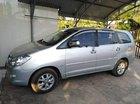 Cần bán gấp Toyota Innova G năm sản xuất 2006, màu bạc