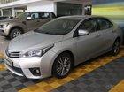 Cần bán Toyota Corolla altis G đời 2014, màu bạc, giá tốt