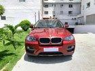Bán BMV X6 3.0 sx 2012 đăng ký 2013, xe đẹp màu đỏ, bao kiểm tra hãng