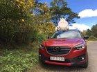 Cần bán Mazda CX 5 2.0AT đời 2016, màu đỏ, xe đẹp từ trong ra ngoài