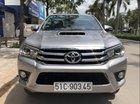 Bán ô tô Toyota Hilux G  AT 3.0 sản xuất 2016, màu bạc, nhập khẩu